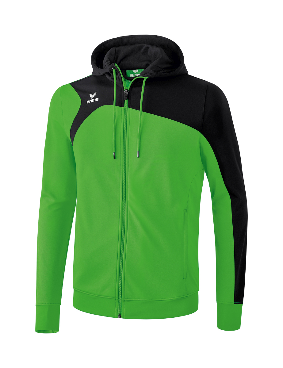 CLUB 1900 2.0 TRAININGSJACKE MIT KAPUZE