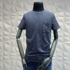 JOOP! T-shirt melliert blau
