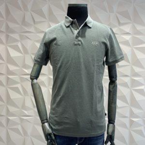 JOOP! Polo Shirt uni oliv