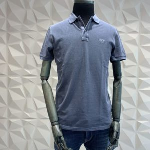 JOOP1 Polo Shirt uni blau