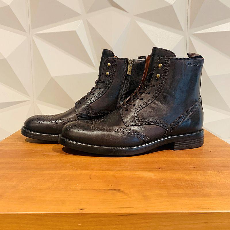 Leder Boot